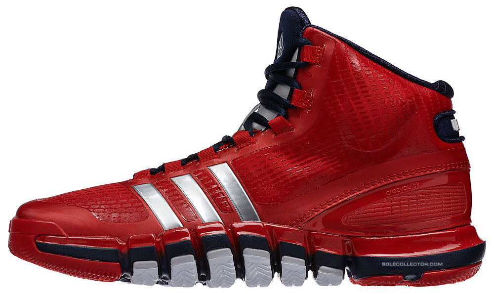 adidas Crazyquick John Wall Red PE G98225 (1)