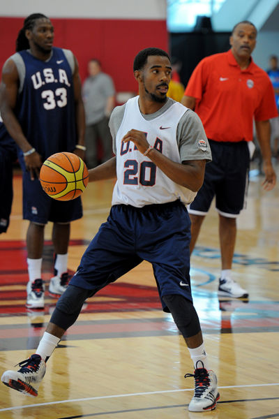 adidas Crazyquick Team USA Conley