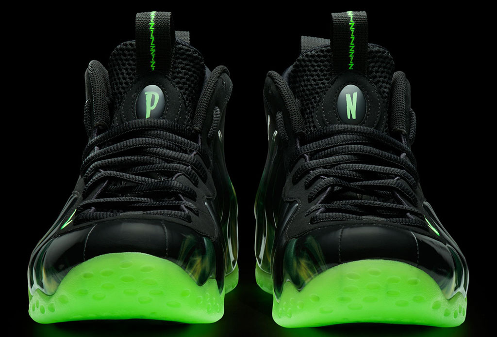 The newest Nike Air Foamposite Ones are going Pinterest
