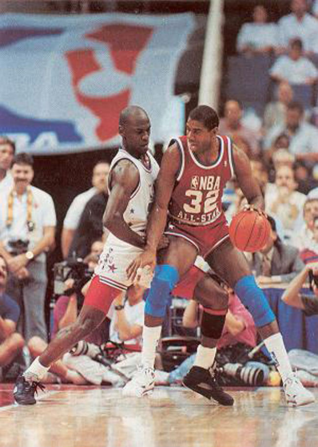 #2350 // 50 Classic Michael Jordan All-Star Game Photos (43)