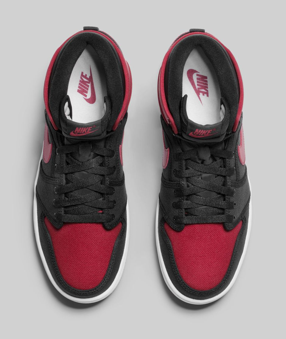 8707a40778a Bred' Air Jordan 1 KOs Release in Europe This Weekend | Sole Collector