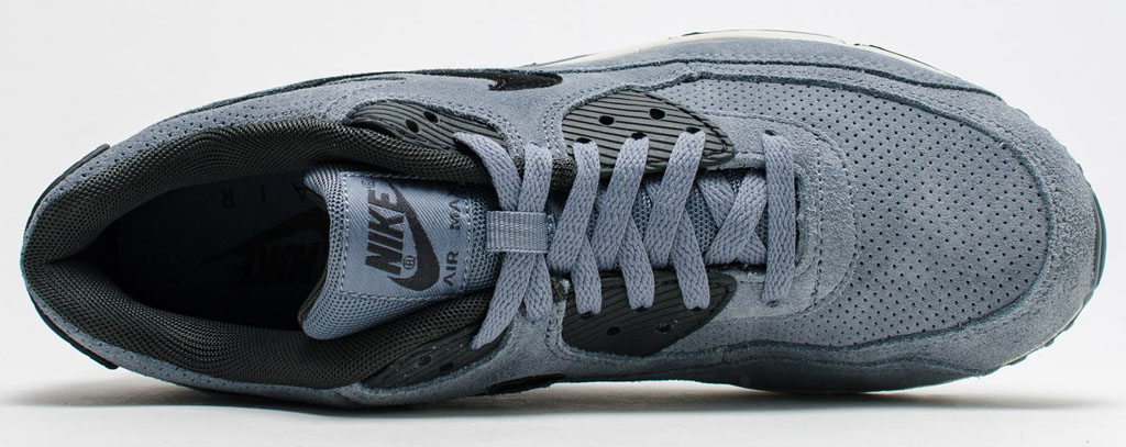 55ba27cb6175cf New Nike Air Max 90 Executed in  Blue Graphite