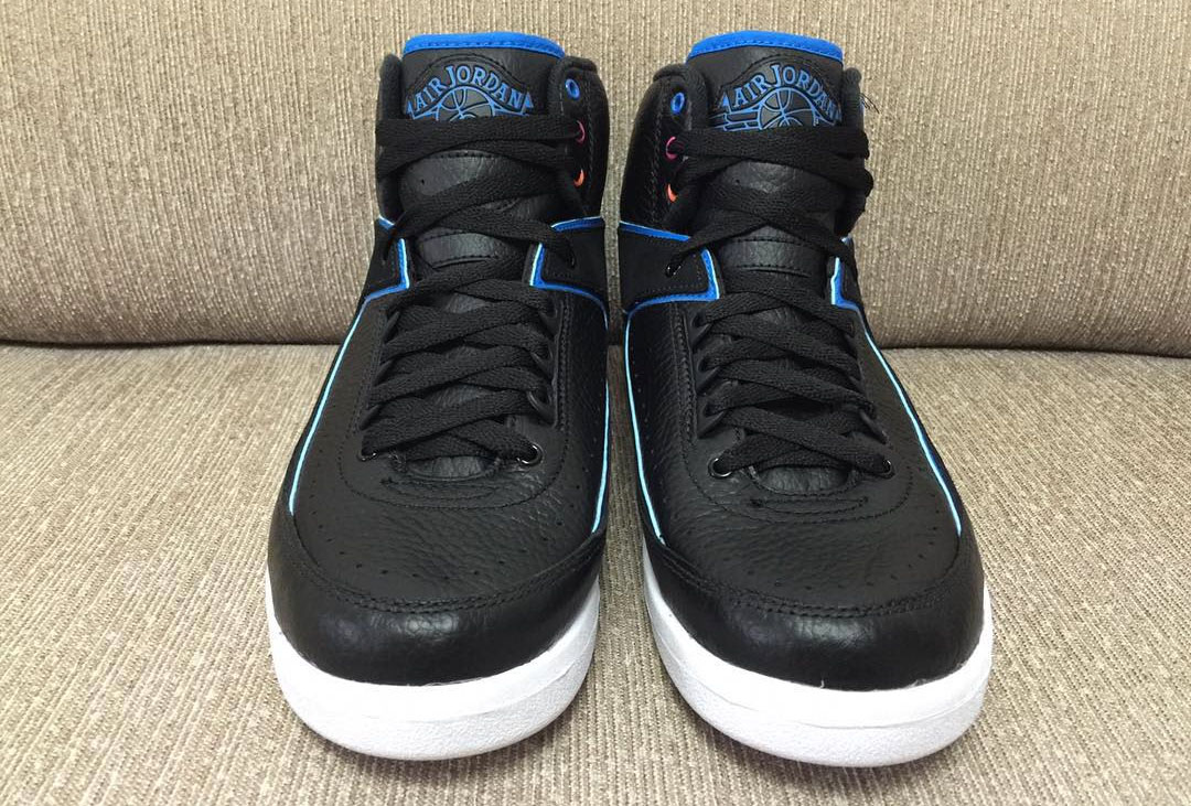 Air Jordan 2 Radio Raheem 834274-014 (3)