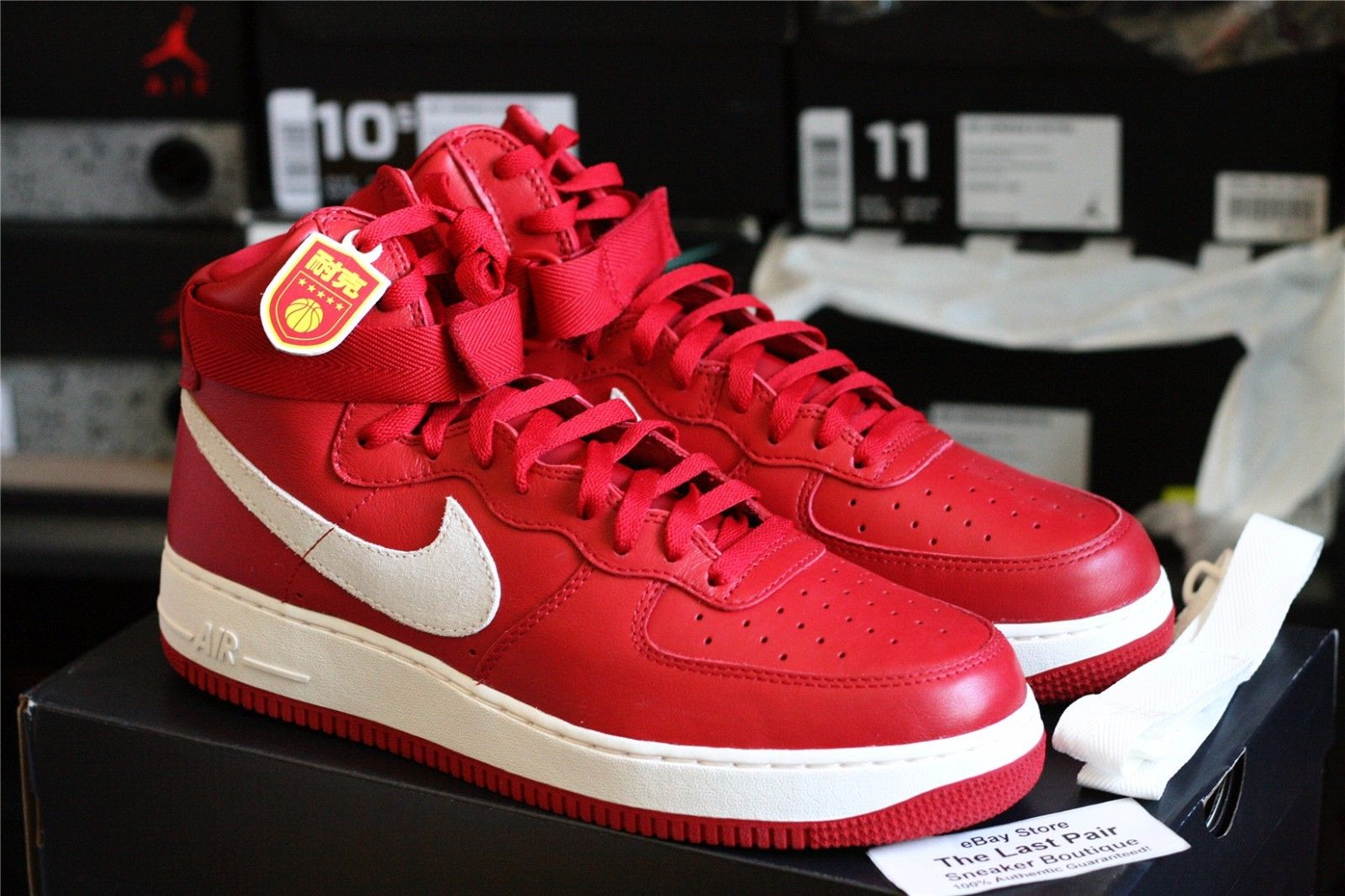 innovative design 0cdcf 96f96 These Nike Air Force 1s Finally Released in the U.S.   Sole Collector