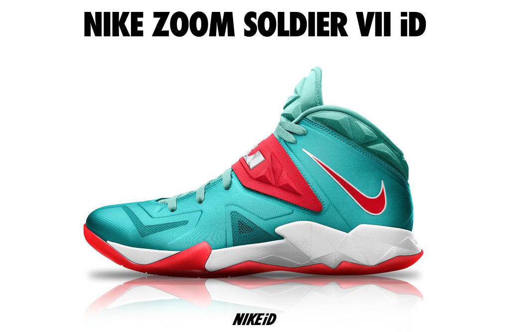Nike Zoom Soldier VII Available On NIKEiD