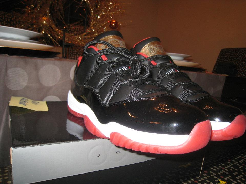 Air Jordan 11 XI Low Six Rings Pack (2)