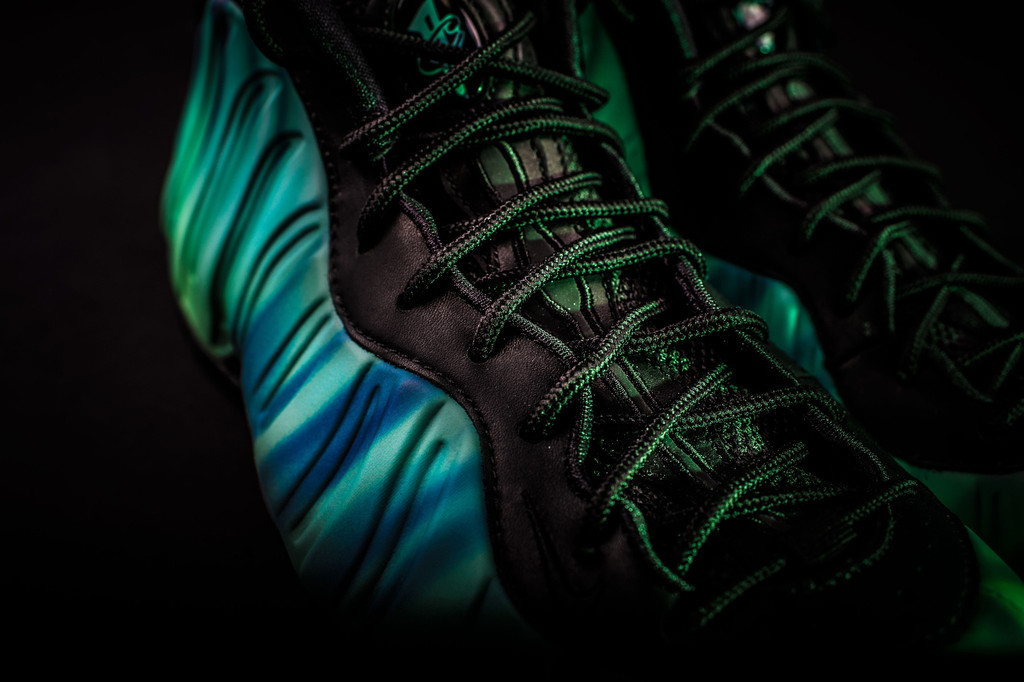 c94450a1219 Northern Lights  Hit the Nike Foamposite Next Week