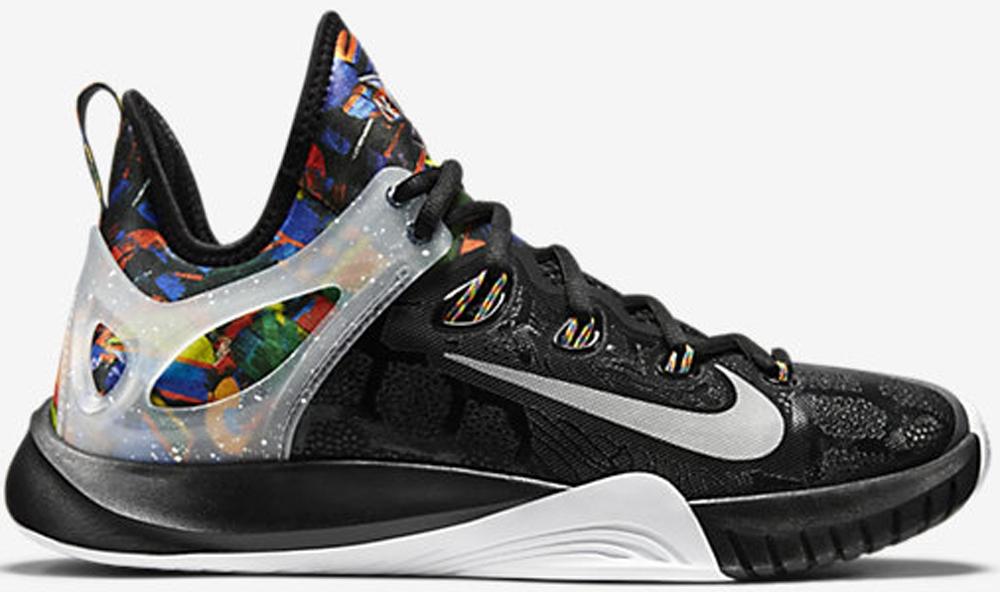 Nike Zoom HyperRev 2015 Premium NCS Multi-Color/Black-Reflect Silver