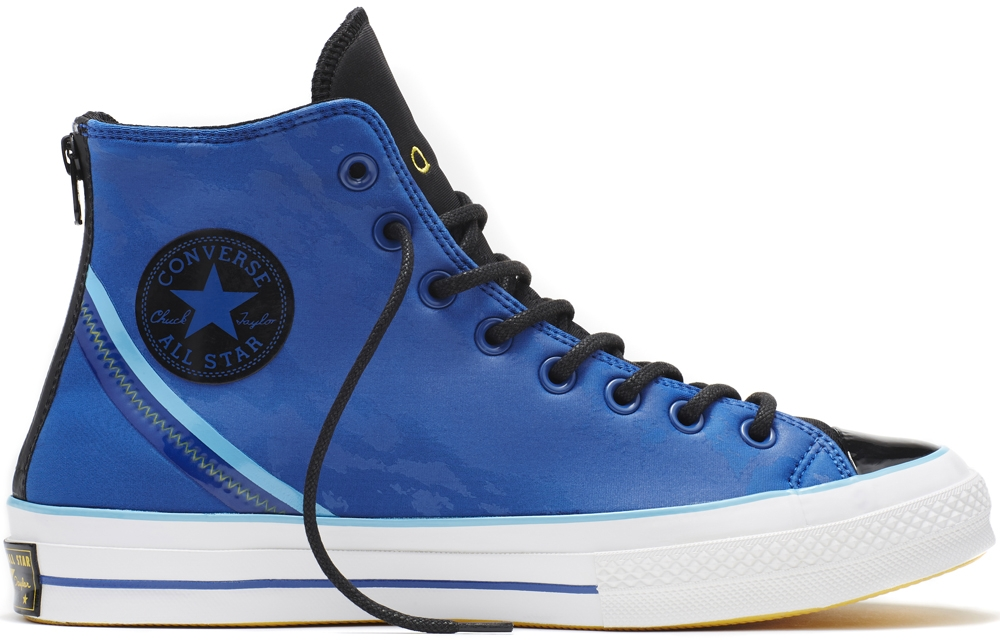 Converse Chuck Taylor All-Star 1970s Hi Wetsuit Blue