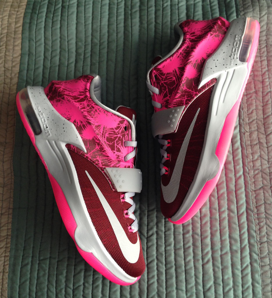 new concept ac475 16587 NIKEiD Spotlight: KD 7 'Crown Jewel' by aLmost fAmous | Sole ...
