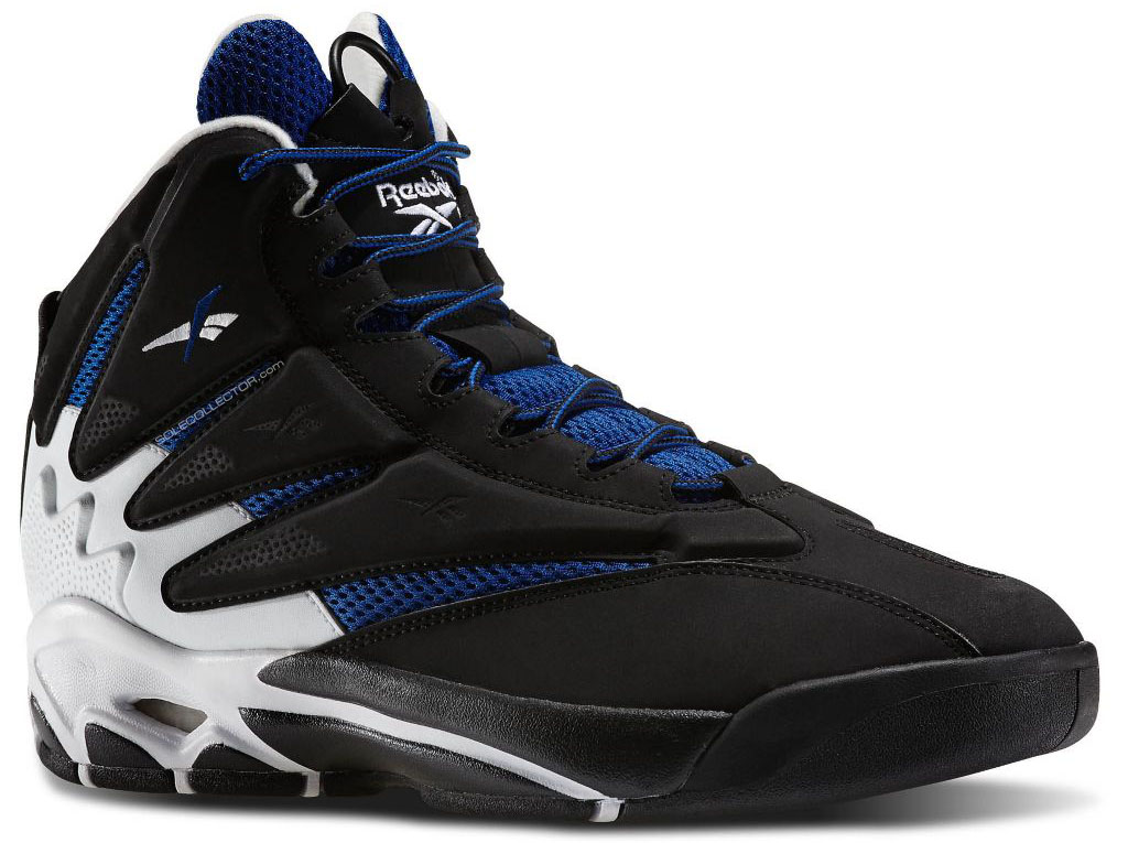 Reebok Blast Black White Blue M41942 (1)