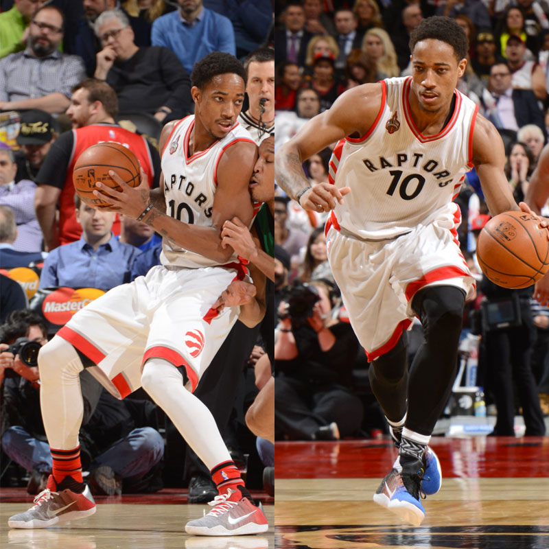 #SoleWatch NBA Power Ranking for January 24: DeMar DeRozan