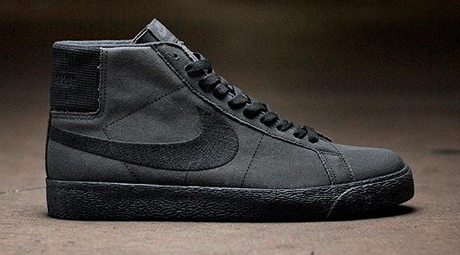 Nike Blazer Alta Sb Negro descuento extremadamente iaQSQsmQ