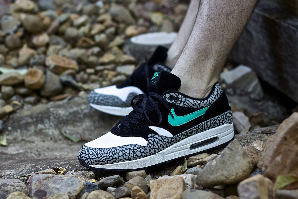 Spotlight // Forum Staff Weekly WDYWT? - 8.31.13 - atmos x Nike Air Max 1 Elephant by Trav409