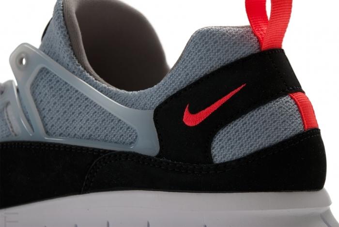 b96ec0a97fd86d Nike Free Huarache Light - Wolf Grey   Infrared - New Images