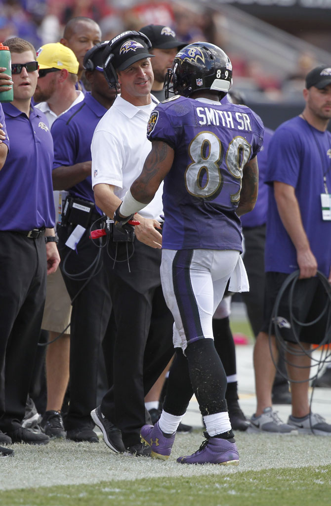 Steve Smith wearing Under Armour Nitro Icon Mid for Domestic Violence Awareness by Kreative Custom Kicks (2)