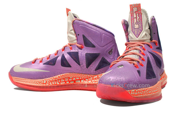 Nike LeBron X ASG - Area 72 | Sole Collector