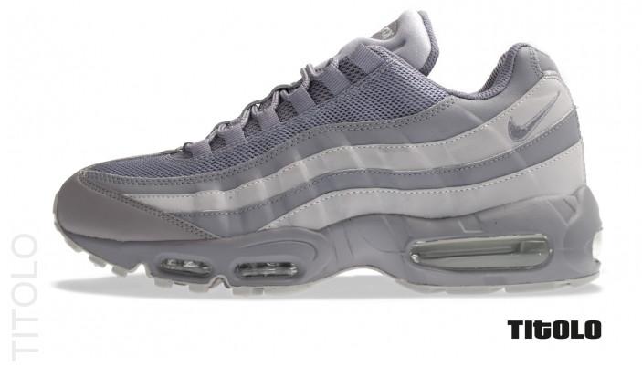 all grey air max 95