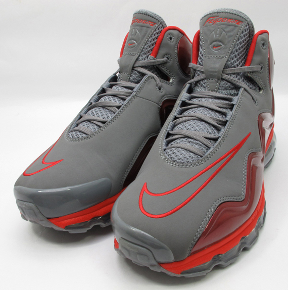 Nike Air Max Flyposite GreyRed Sole Collector  Sole Collector