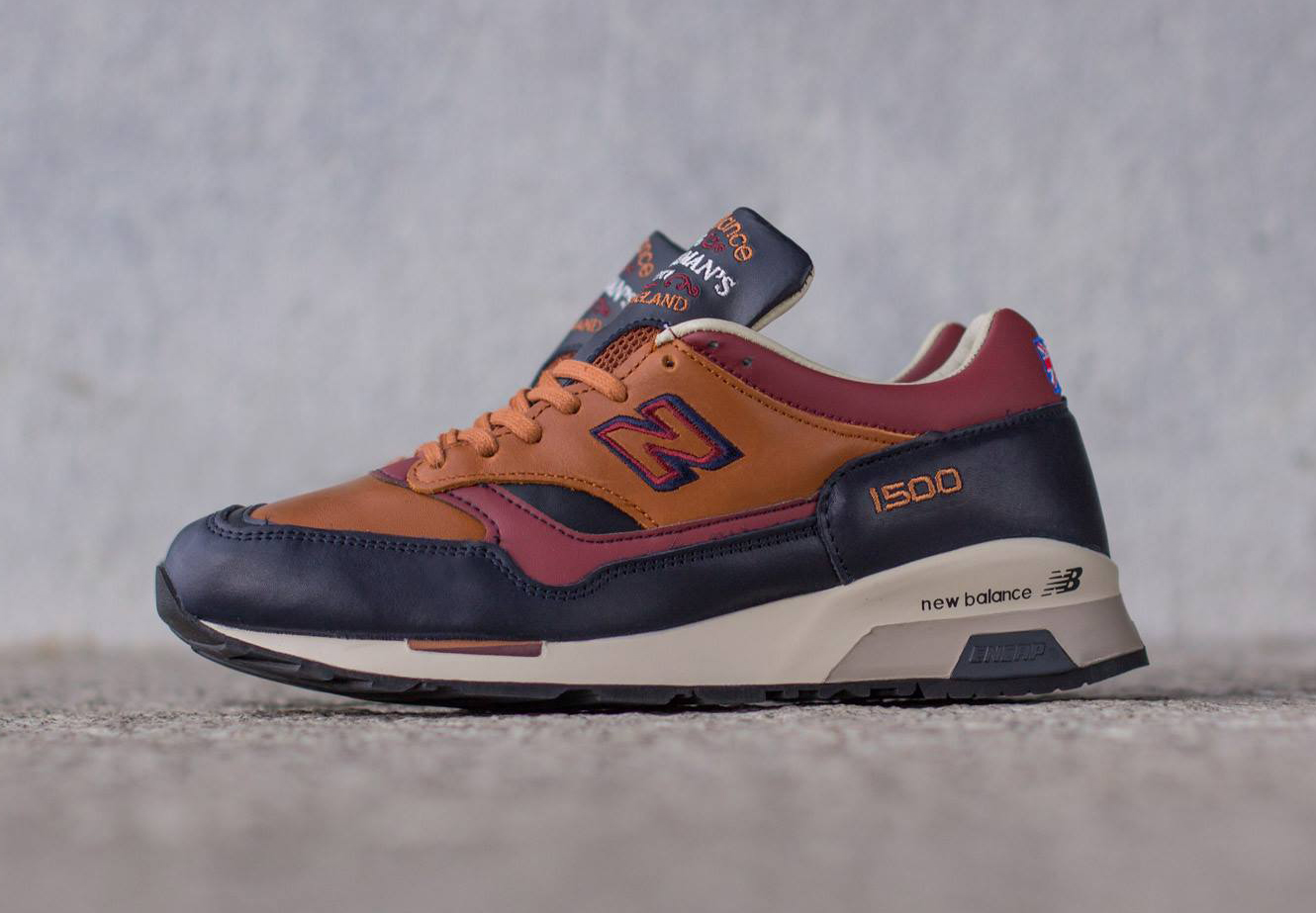 new balance 1500 curry leather