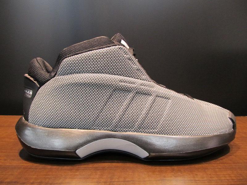 18f33b703100 G99416 Black Silver  125.00. adidas Crazy 1 Playoff Release Date G99416