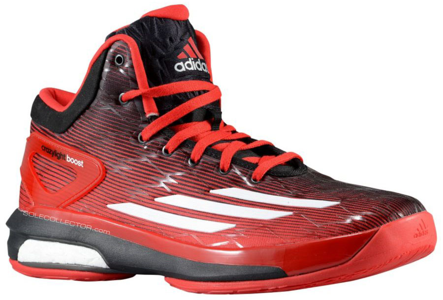 adidas Crazylight Boost NCAA Louisville Cardinals