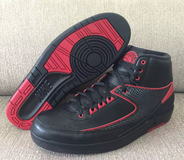 Here's Another Look at the Air Jordan 2 Retro 'Alternate '87 ...