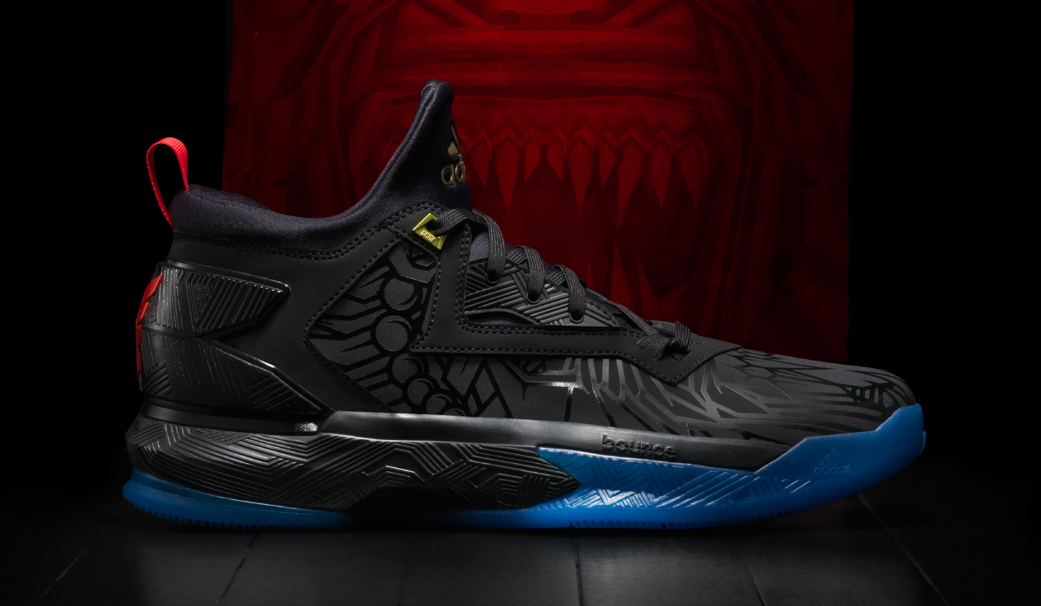 reputable site 817de 21a41 Adidas Basketball Rings in Chinese New Year via 'Fire Monkey ...