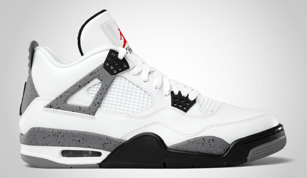 air jordan sneakers 4