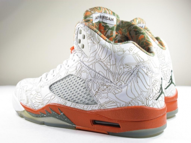 3d2c553c706 The History of Laser Etched Air Jordans | Sole Collector
