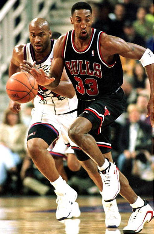 Vintage Ad Nike Air Pippen Ii Sole Collector