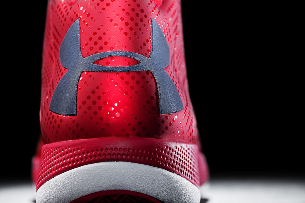 Under Armour Micro G Torch Red Black Silver (3)