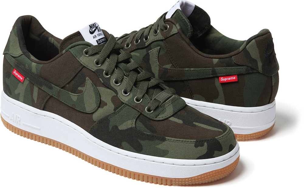 Nike Air Force 1 Suprema Camo Carta Da Parati 7qhTEB