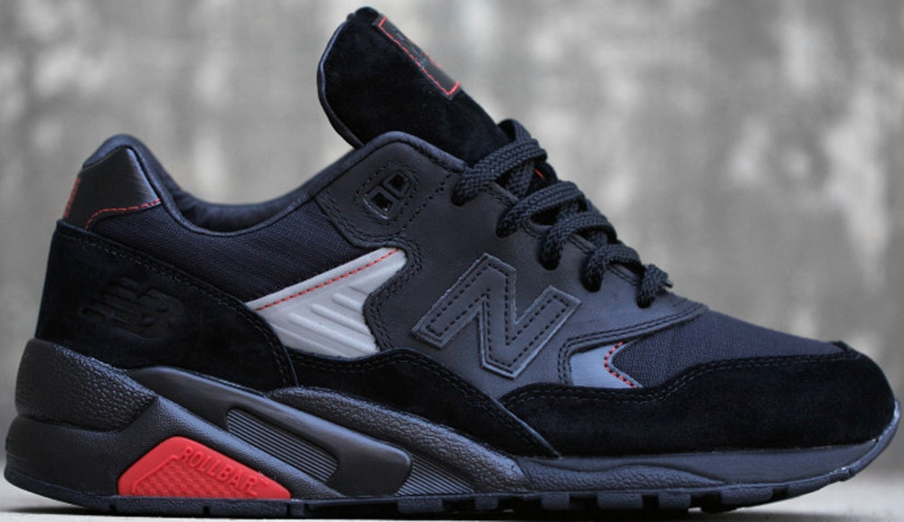 Bait x GI Joe x New Balance 580 Snake Eyes
