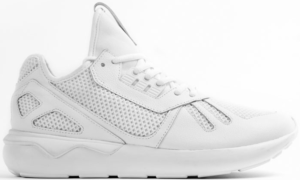 adidas Originals Tubular Mono White/White