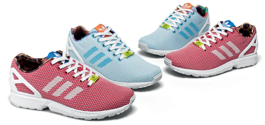 adidas ZX Flux Women's Weave Pack (3)