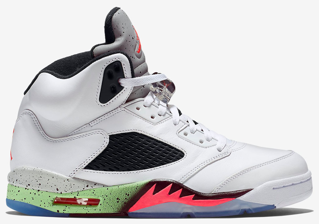 the latest 56a9d c882b Air Jordan V 5 ProStars Release Date 136027-115