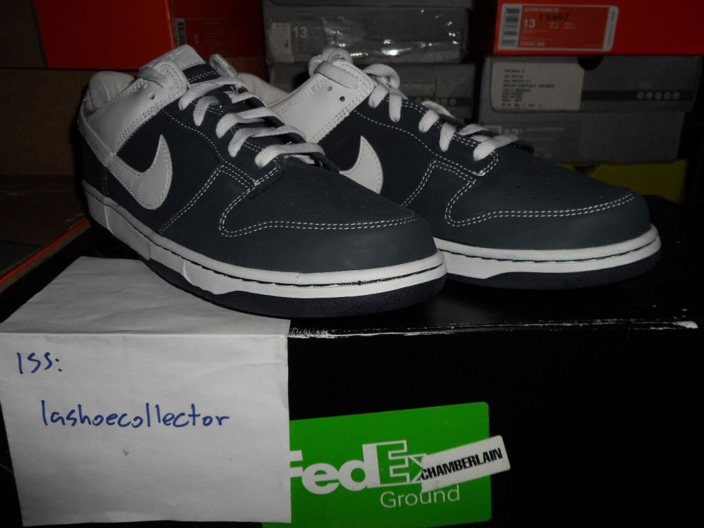 Spotlight // Pickups of the Week 1.5.13 - Sole Collector x Nike Dunk Low New York by lashoecollector