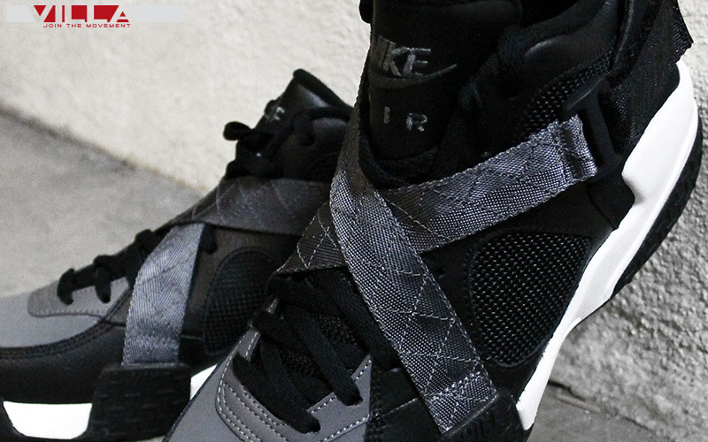 Nike Air Raid Black/Flint Grey-White 642330-002 (3)