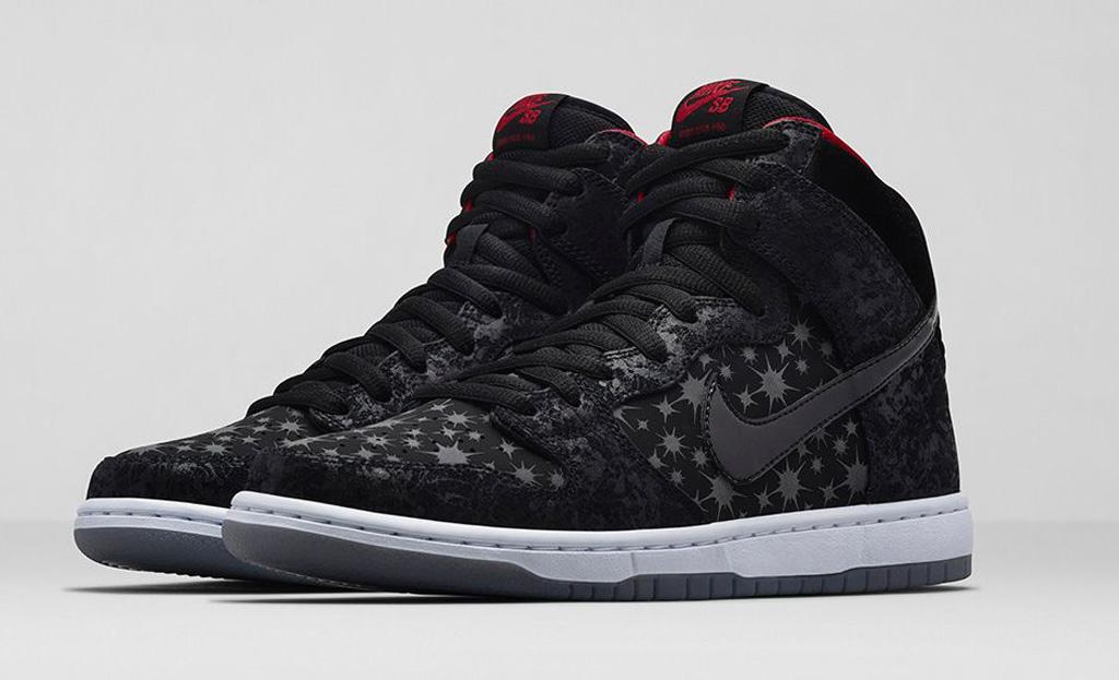 Nike SB Dunk High Premium 'Brooklyn