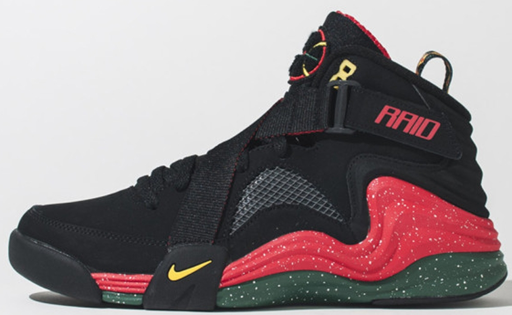 Nike Lunar Raid Chilling Red/Chilling Red-Black-Tour Yellow
