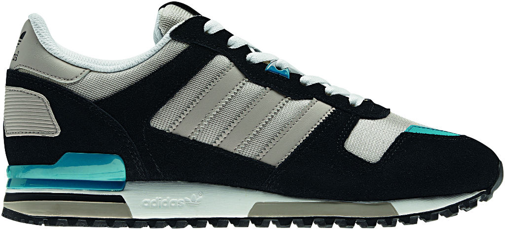 adidas Originals ZX 700 Spring Summer 2013 Black Bliss Q23442 (1)