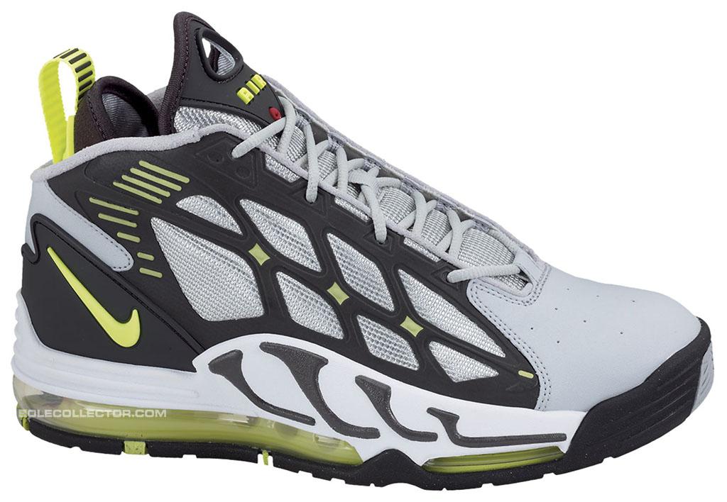 Nike Air Max Pillar Neutral Grey/Volt Sole Collector