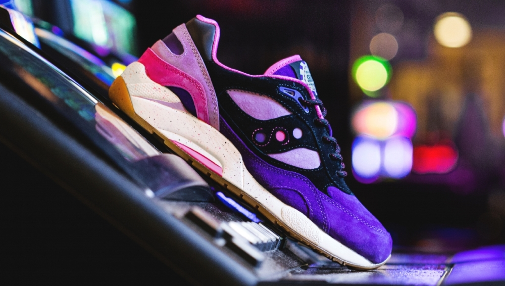 Saucony Collab Is for High Rollers Only