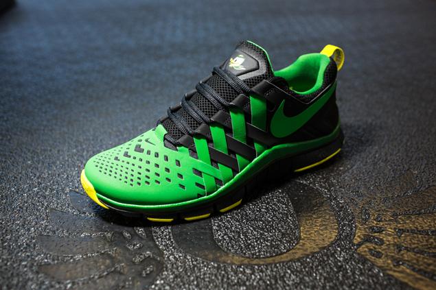 size 40 e8f13 61c69 Nike Free Trainer 5.0  Oregon Ducks  - Updated Release Date