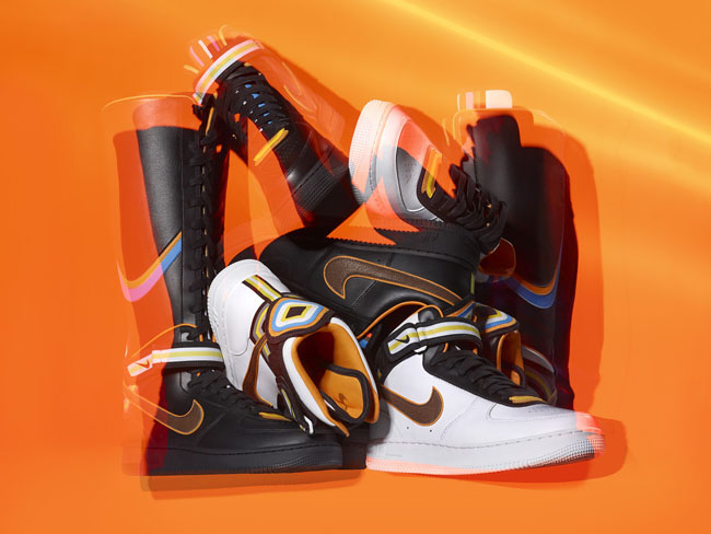 Riccardo Tisci x Nike Air Force 1 Collection