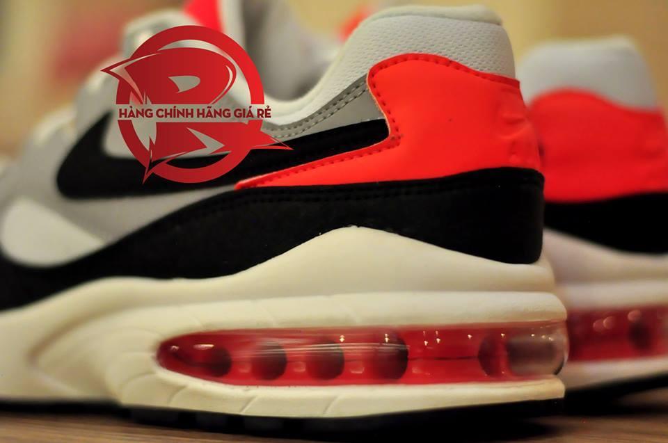 Air Campaign Sole Collector Retro 94 The Nike Continues Max ZqwXn5P1