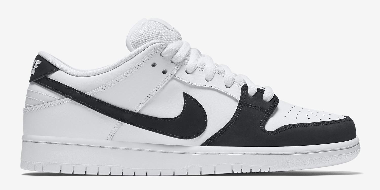 Nike Seeks Balance on 'Yin Yang' Dunks. Asymmetrical skate shoes.