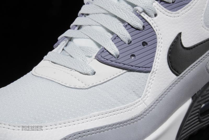 c9f560ad62 Nike Air Max 90 Essential - Iron Purple/Atomic Orange | Sole Collector