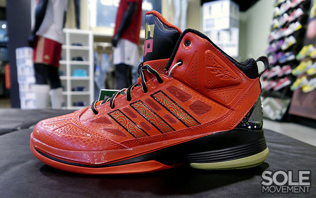 adidas D Howard Light Chinese New Year (2)